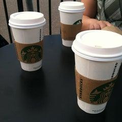 Photo taken at Starbucks by Emily M. on 6/11/2012