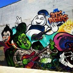 Photo taken at Rocker Guitars by Steve R. on 5/25/2012
