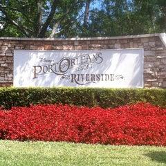 Photo taken at Disney's Port Orleans Riverside Resort by Scott B. on 5/23/2012