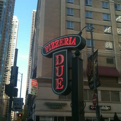 Photo taken at Uno Pizzeria & Grill - Chicago by Brant R. on 3/28/2012