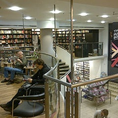 Photo taken at Waterstones by Kirill B. on 8/24/2012