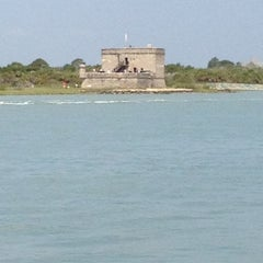 Photo taken at Fort Matanzas National Monument by Bill S. on 5/26/2012