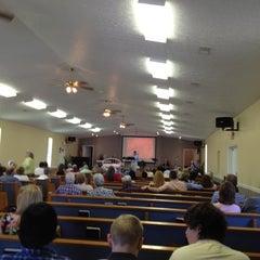 Photo taken at Christian Assembly Of God by Bradley H. on 4/15/2012