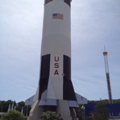 Foto tirada no(a) U.S. Space and Rocket Center por Andrew Y. em 5/11/2012