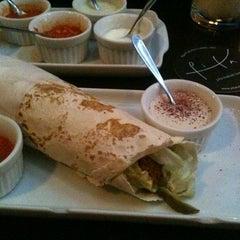 Photo taken at Pita Kebab by Vanessa P. on 6/7/2012