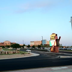 Photo taken at Isleta Resort & Casino by Derek S. on 4/28/2012