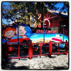 Photo taken at Camp Snoopy by Nikolaus L. on 7/24/2012