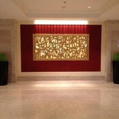 Photo taken at JW Marriott by Bracken F. on 3/10/2012