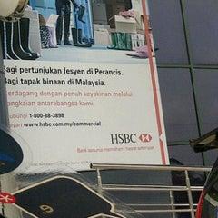 Photo taken at HSBC Bank by Hood I. on 6/9/2012
