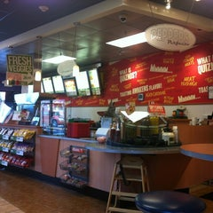Photo taken at Quiznos by Sunghoon L. on 8/4/2012