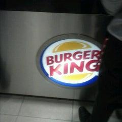 Photo taken at Burger King by Jorge M. on 6/21/2012