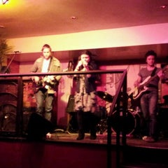 Photo taken at Alphabet Lounge by Daphified on 4/20/2012