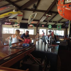 Photo taken at Hideaway Bar, Barbers Point Coast Guard Base by Christine S. on 8/5/2012