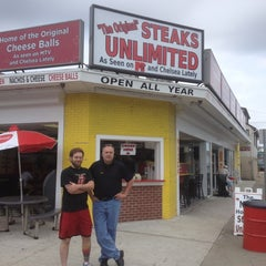Photo taken at Steaks Unlimited by Eric M. on 6/15/2012