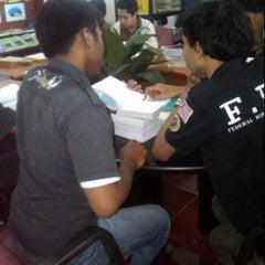 Photo taken at Badan Pusat Statistik Provinsi Bali by surya n. on 3/19/2012