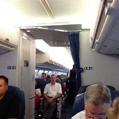 Photo taken at Gate A10 by Terry B. on 6/11/2012
