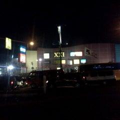 Photo taken at SPBU - Mega Bekasi by hanggara e. on 4/12/2012