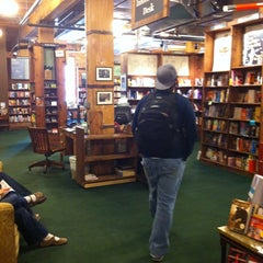 Photo taken at Tattered Cover Bookstore by Angelina H. on 3/19/2012