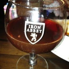 Photo taken at Iron Abbey by Robert H. on 7/2/2012