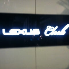 Photo taken at Lexus Club by Debby K. on 3/26/2012