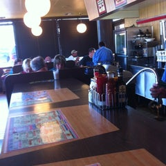 Photo taken at Waffle House by Christian S. on 7/8/2012