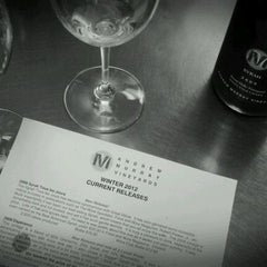 Photo taken at Andrew Murray Vineyards Tasting Room by Michael S. on 2/22/2012