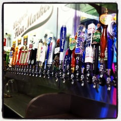 Photo taken at Westport Flea Market Bar & Grill by RIEJEL B. on 6/25/2012