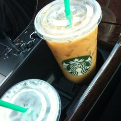 Photo taken at Starbucks by Eric on 8/3/2012