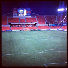 Photo taken at BBVA Compass Stadium by @jvincephoto on 7/19/2012