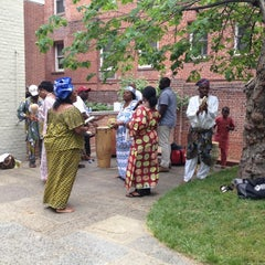 Photo taken at Embassy Of The Republic of Benin by Diana K. on 5/5/2012