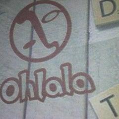 Photo taken at Ohlala Café by Daisy I. on 9/6/2012