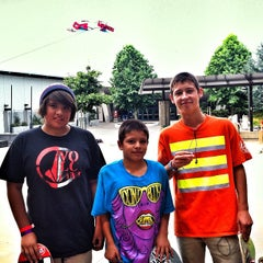 Photo taken at Seattle Center Skatepark by Keith T. on 8/18/2012