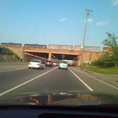 Photo taken at Hicks-Ellis Tunnel by Tim Hobart M. on 4/2/2012