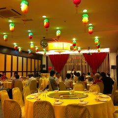 Photo taken at Regal House Restaurant Kepong Baru by David C. on 2/6/2012