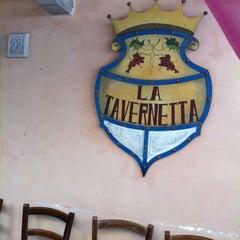 Photo taken at La Tavernetta by Orsini G. on 6/3/2012
