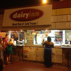 Photo taken at Dairy Inn by Eric H. on 5/7/2012