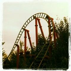 Photo taken at Chessington World of Adventures Resort by Daniel on 8/26/2012