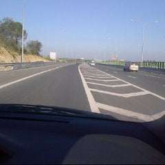 Photo taken at Highway by Christos L. on 2/4/2012