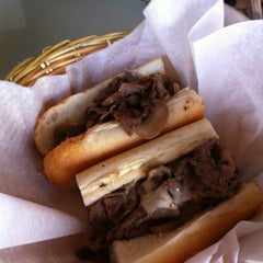 Photo taken at Campo's Deli by Amy D. on 3/5/2012
