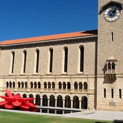 Photo taken at Winthrop Hall by Michael K. on 3/8/2012