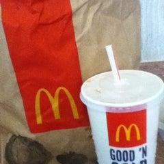 Photo taken at McDonald's by Kike on 8/18/2012