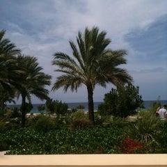 Photo taken at Santa Barbara Beach & Golf Resort Curaçao by Anna D. on 8/18/2012