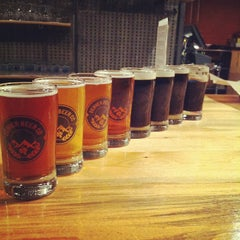 Photo taken at Denver Beer Co. by Joshua F. on 2/27/2012