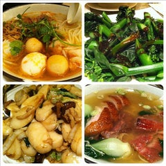 Photo taken at Noodle Asia by nelehelen on 5/17/2012