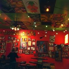 Photo taken at Tijuana Flats by Jessica B. on 3/28/2012
