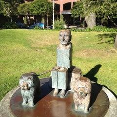 Photo taken at Sydney Walton Park by Nate F. on 8/12/2012