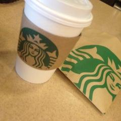 Photo taken at Starbucks by Maddy J. on 6/9/2012