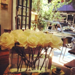 Photo taken at Vin et Fleurs by Casandra R. on 7/5/2012