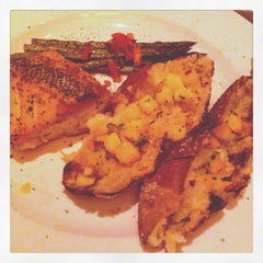 Photo taken at J. Gilbert's Wood-Fired Steaks & Seafood by Caitlin C. on 7/16/2012