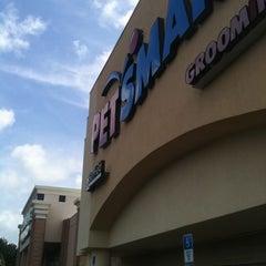 Photo taken at PetSmart by Linda S. on 6/14/2012